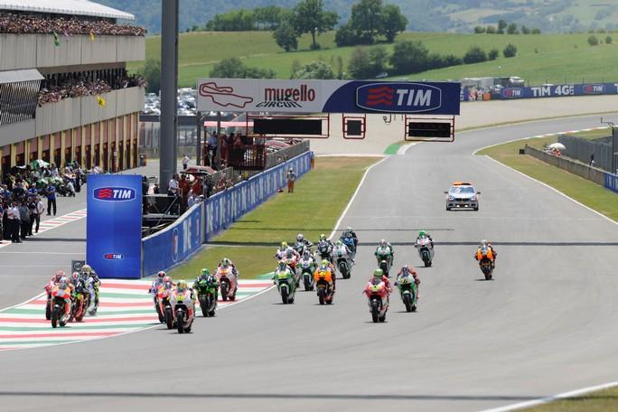 MotoGP: Al Mugello uno degli appuntamenti più duri per la Bridgestone