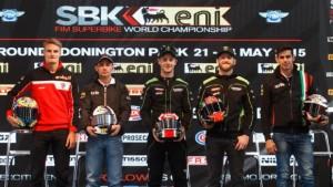 Superbike: Conferenza stampa pre round al Donington Park