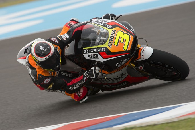 Moto2 Jerez, Warm Up: Corsi al comando, Morbidelli è ottavo