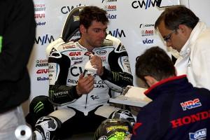 "MotoGP Le Mans: Cal Crutchlow, ""Oggi è andata abbastanza bene"""