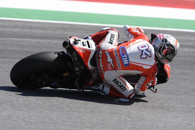 """MotoGP: Classifica """"staccatori"""" Mugello, il migliore è Andrea Dovizioso"""