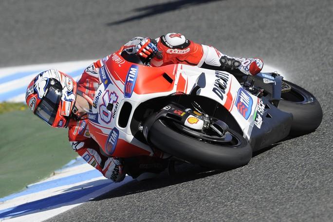 """MotoGP Jerez: Andrea Dovizioso, """"Sono contento, siamo veloci anche su questa pista"""""""