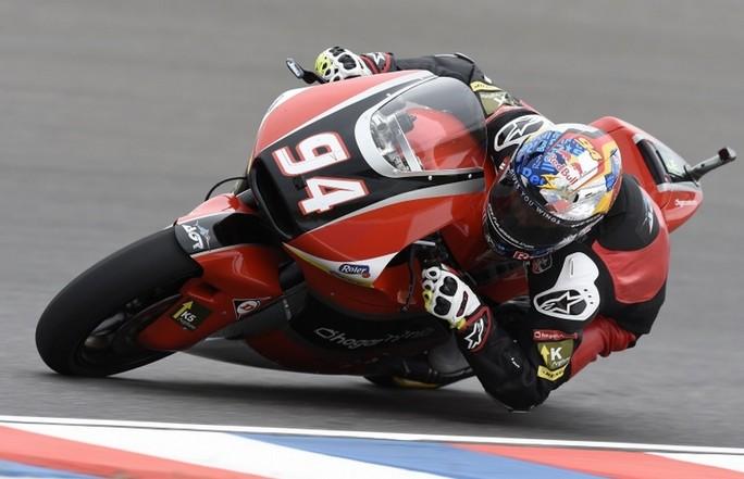 Moto2 Jerez, Prove Libere 2: Folger è il più veloce, Corsi il migliore degli italiani