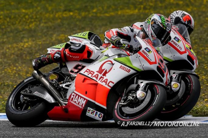 """MotoGP: Francesco Guidotti, """"Spettacolare il duello tra Petrucci ed Hernandez"""""""