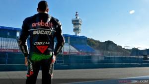Superbike: Il Team Aruba.it Ducati si prepara a Donington