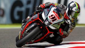 Superbike: Per Haslam tre costole rotte