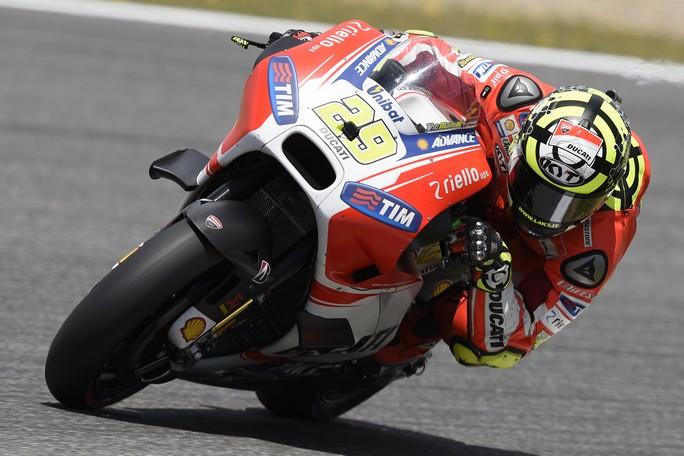 """MotoGP Jerez: Andrea Iannone, """"Stiamo provando diverse soluzioni, ma sono tranquillo"""""""