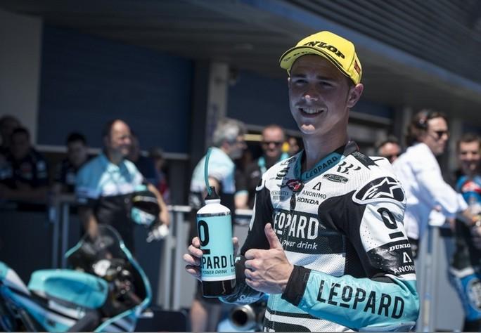 """Moto3: Danny Kent, """"Inizio di stagione da sogno"""""""