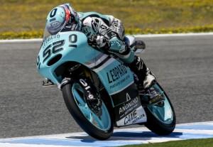 Moto3 Jerez, Warm Up: Kent davanti a Vazquez e Quartararo