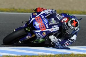 """MotoGP Jerez: Jorge Lorenzo """"Sto guidando seguendo l'istinto, con Yamaha posso ancora fare bene"""""""