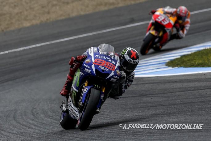 """MotoGP: Jorge Lorenzo, """"A Le Mans senza pensare al campionato"""""""