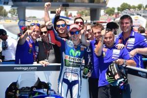 """MotoGP Jerez Jorge Lorenzo: """"Questo record è speciale"""""""