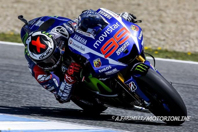MotoGP Jerez: Lorenzo torna al successo, Marquez e Rossi sul podio, gara difficile per le Ducati