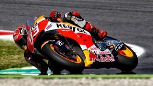 """MotoGP Mugello: Marc Marquez """"Abbiamo preso la giusta direzione, la moto va bene"""""""