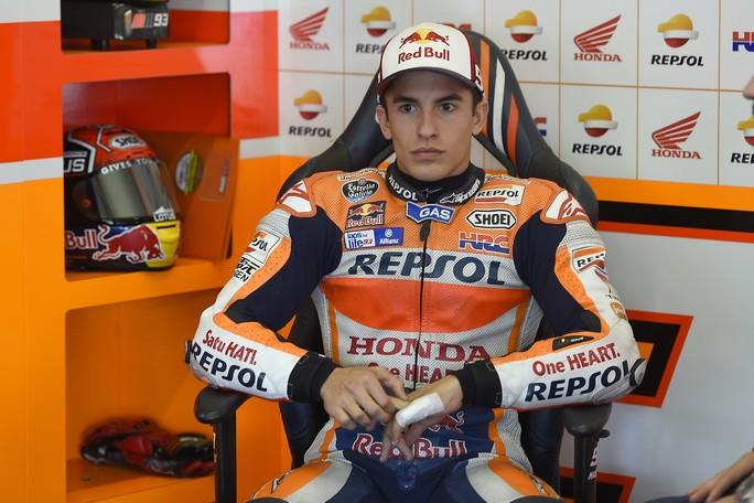 """MotoGP: Marc Marquez, """"Mi sento molto meglio rispetto a Jerez e Le Mans mi piace"""""""