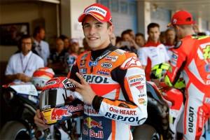 """MotoGP Jerez Marc Marquez: """"Domani sarà difficile"""""""