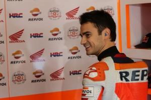 "MotoGP: Dani Pedrosa, ""Sarò in pista a Le Mans"""