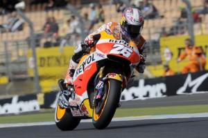"""MotoGP Le Mans Dani Pedrosa: """"E' stata una giornata difficoltosa"""""""