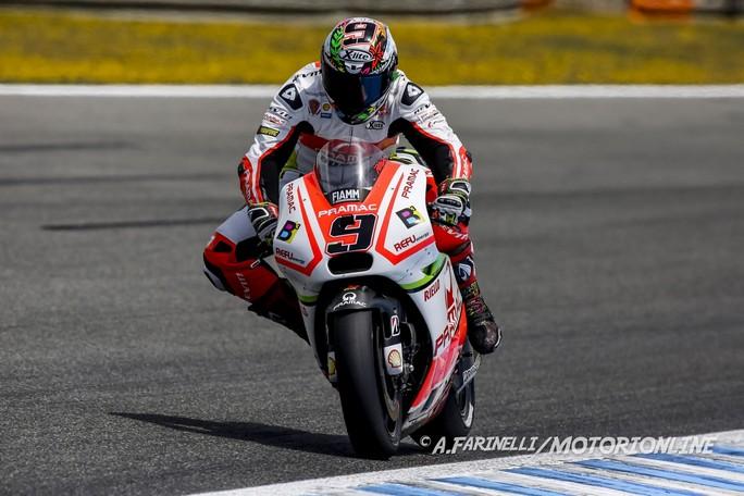 """MotoGP Jerez: Danilo Petrucci, """"Ottimi riscontri sul passo gara, mentre in qualifica sono scivolato"""""""