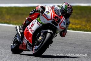 """MotoGP Jerez: Danilo Petrucci, """"Buon weekend ma proverò a fare meglio a Le Mans"""""""