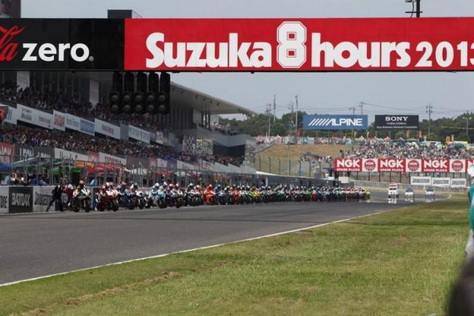 Pol Espargarò e Bradley Smith riders Yamaha Factory nella 8 ore di Suzuka