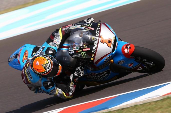 Moto2 Jerez, Prove Libere 1: Rabat è il più veloce, Simone Corsi è 3°