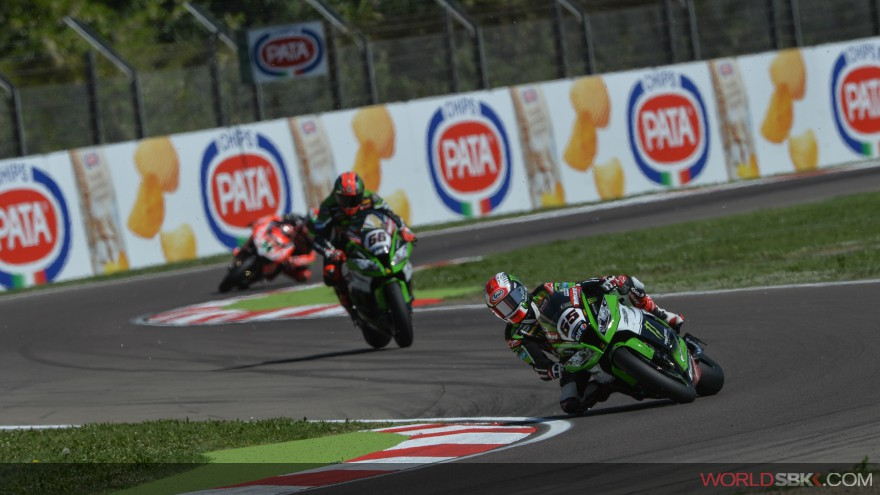 Superbike: Jonathan Rea trionfa anche in Gara 2 a Imola