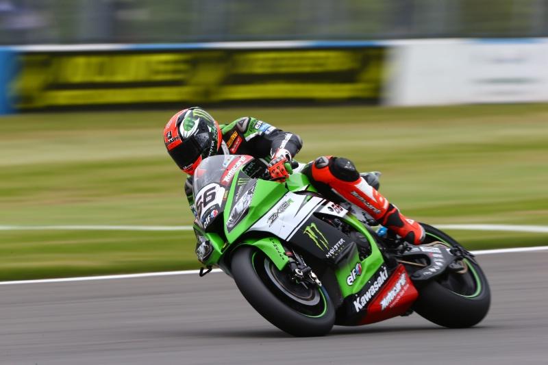 Superbike: Strepitosa vittoria di Sykes in Gara 1 a Donington