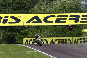 Superbike: A Sykes il miglior crono del Warm Up di Imola