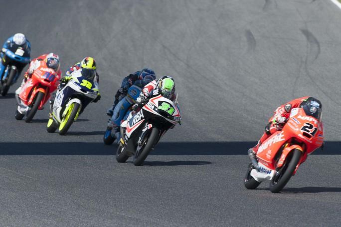 """Moto3 Barcellona, Gp: Bagnaia cade e finisce 20°, """"Questo è stato un weekend difficile per noi"""""""