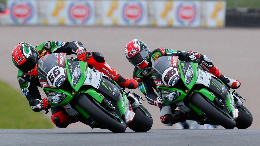 Superbike: Kawasaki vuole anche il round di Portimao