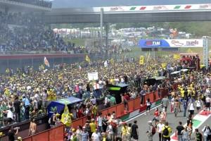 MotoGP Mugello: Il popolo delle moto è accorso in massa per questa edizione del GP d'Italia, quasi 140 mila presenze