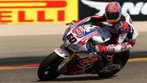 Superbike: Sylvain Guintoli soddisfatto degli aggiornamenti
