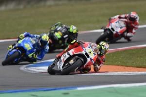 """MotoGP Assen: Andrea Iannone, """"Gara difficile, puntiamo più in alto"""""""