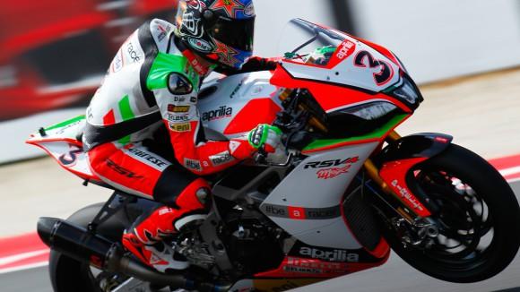 Superbike: Bilancio positivo per Max Biaggi a Misano