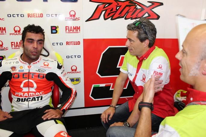 "MotoGP: Francesco Guidotti, ""Ad Hernandez e Petrucci diamo un bel 7"""