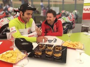 """MotoGP Assen: Danilo Petrucci, """"Assen mi piace, preferisco il freddo al caldo"""""""