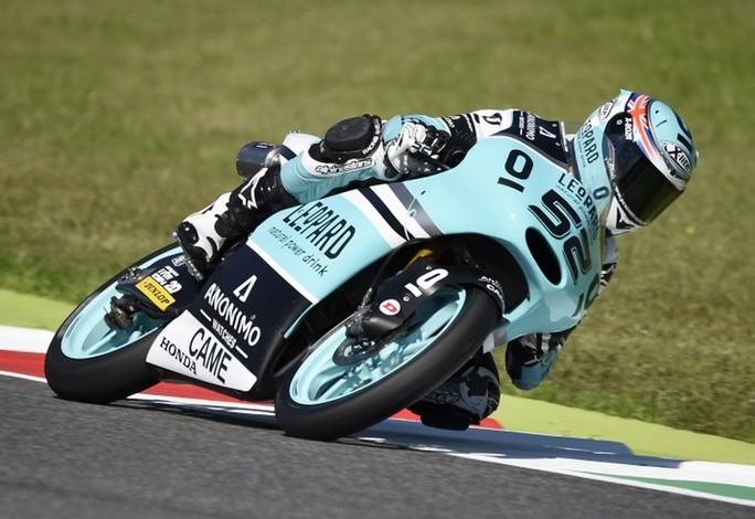 Moto3 Barcellona, Prove Libere 2: Kent davanti ad Antonelli e Tonucci