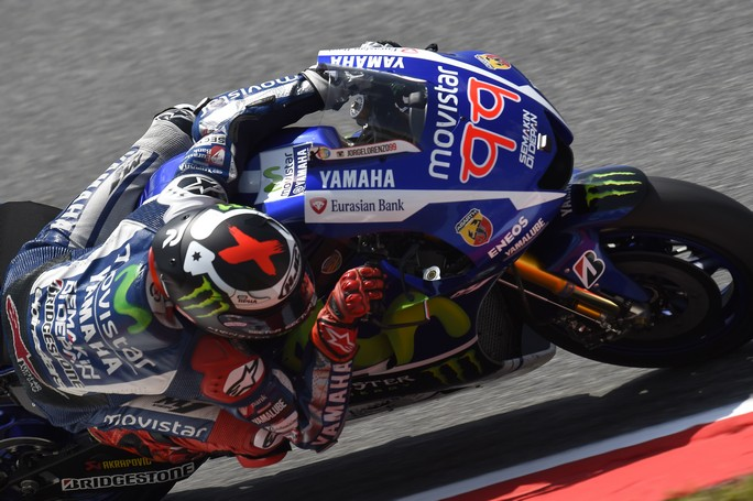 """MotoGP: Jorge Lorenzo, """"Abbiamo fatto un ottimo lavoro"""""""