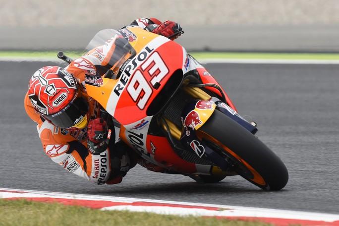 """MotoGP: Marc Marquez, """"Stiamo lavorando con una particolare attenzione alla seconda parte di gara"""""""