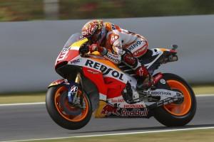 """MotoGP Barcellona: Marc Marquez, """"Peccato per aver perso la prima fila"""""""