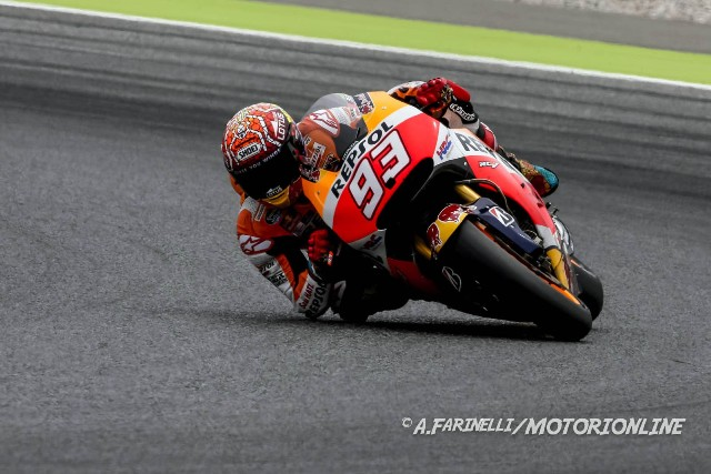 """MotoGP Barcellona: Marc Marquez """"Ho fatto un errore, succede quando vuoi dare tutto davanti ai tuoi fan"""""""