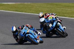 Moto3 Barcellona, Prove Libere 1: Navarro è il più veloce, Antonelli è 5°