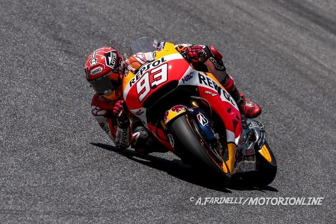 """MotoGP: Marc Marquez, """"Quello del Mugello è di gran lunga il pubblico più rumoroso dell'anno!"""""""