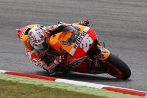 MotoGP Assen, Prove Libere 2: Pedrosa primo con record, seguono Marquez, Rossi e Iannone