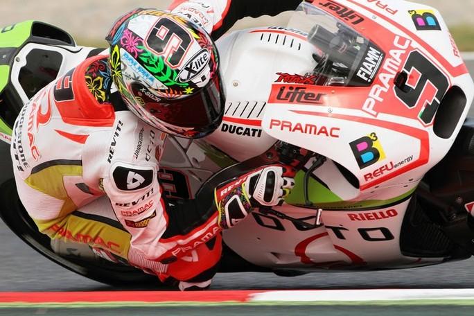 """MotoGP Barcellona: Danilo Petrucci, """"E' stata una giornata difficile"""""""