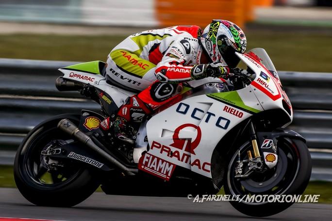 """MotoGP Assen QP: Danilo Petrucci, """"Abbiamo girato molto forte,  la seconda fila è ad un solo decimo"""""""