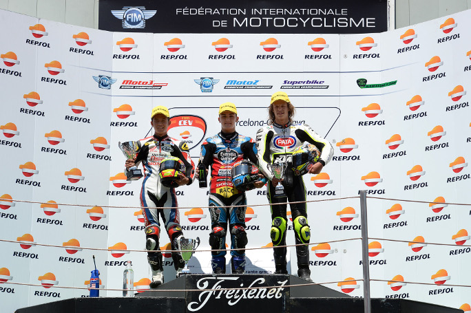 Cev Moto3 Barcellona: Canet e Mir si aggiudicano le vittorie.