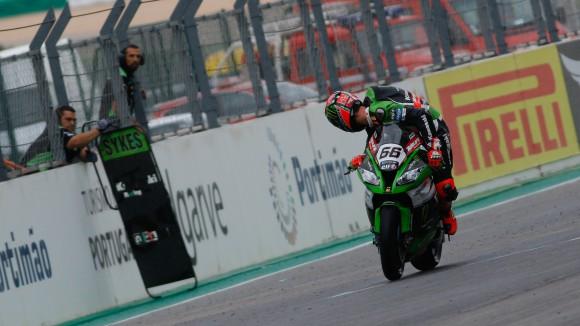 Superbike: Sykes si rammarica del risultato del round di Portimao