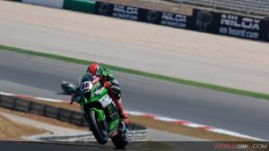 Superbike: Tom Sykes è il più veloce nel Warm Up di Portimao
